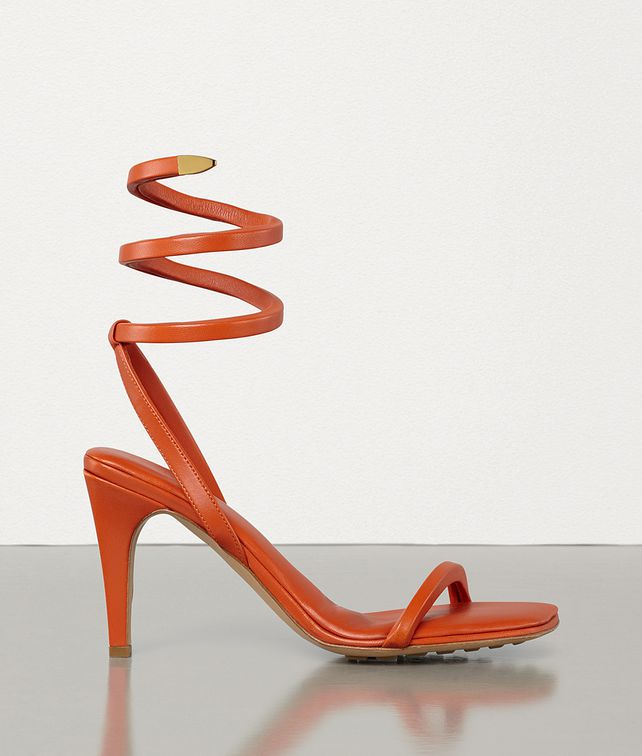 BOTTEGA VENETA BV Spiral Sandals Sandals Woman fp