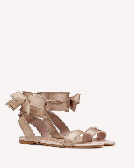 REDValentino High-heeled sandal Woman TQ2S0D58FRB N17 f