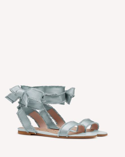 REDValentino High-heeled sandal Woman TQ2S0D58FRB A98 f