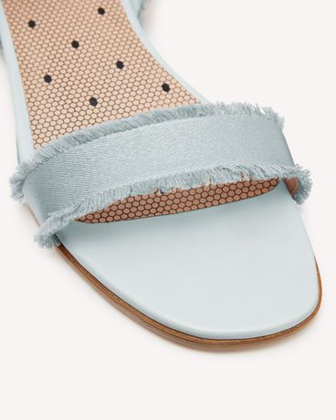 REDValentino TQ2S0D58FRB A98 High-heeled sandal Woman e