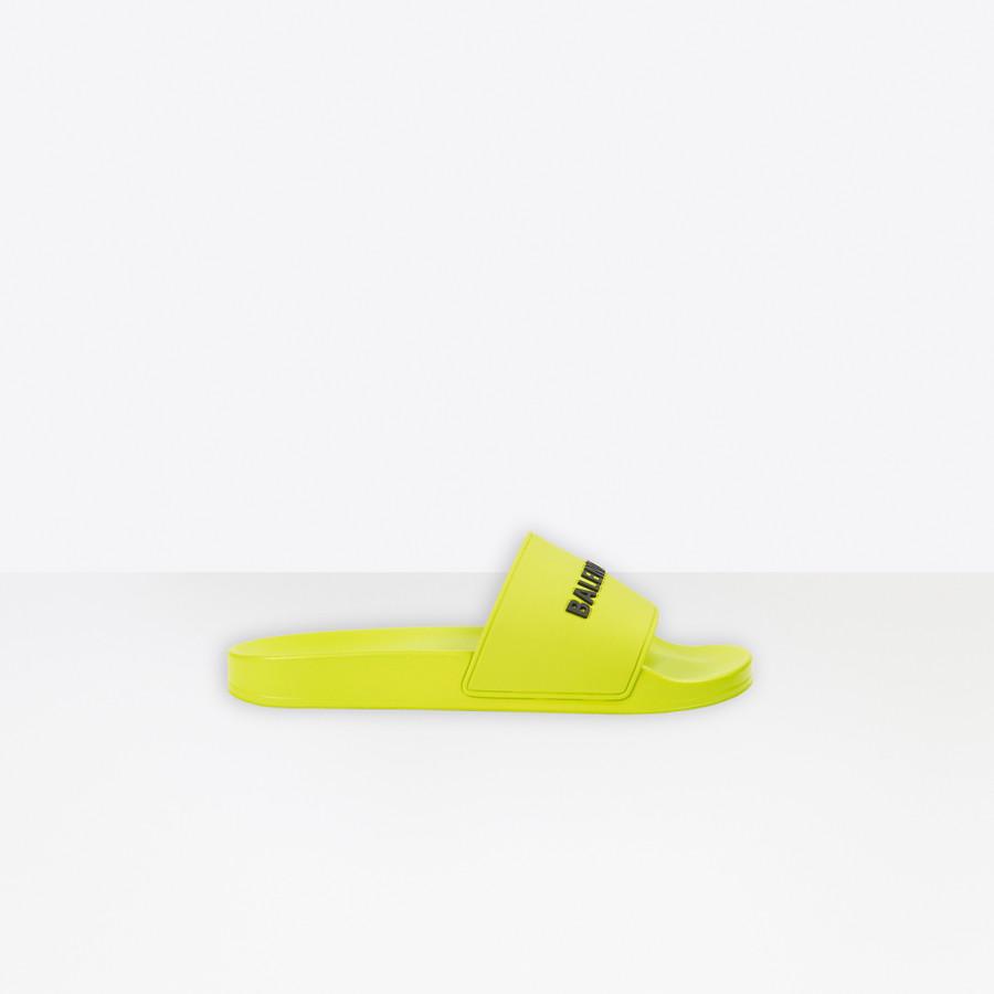 Pool Slide Sandal for Men | Balenciaga