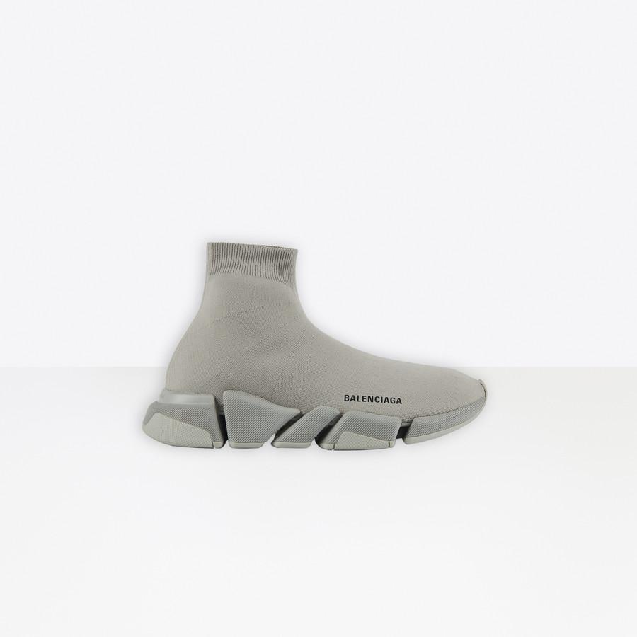 Speed 2.0 Sneaker Gray for Men | Balenciaga