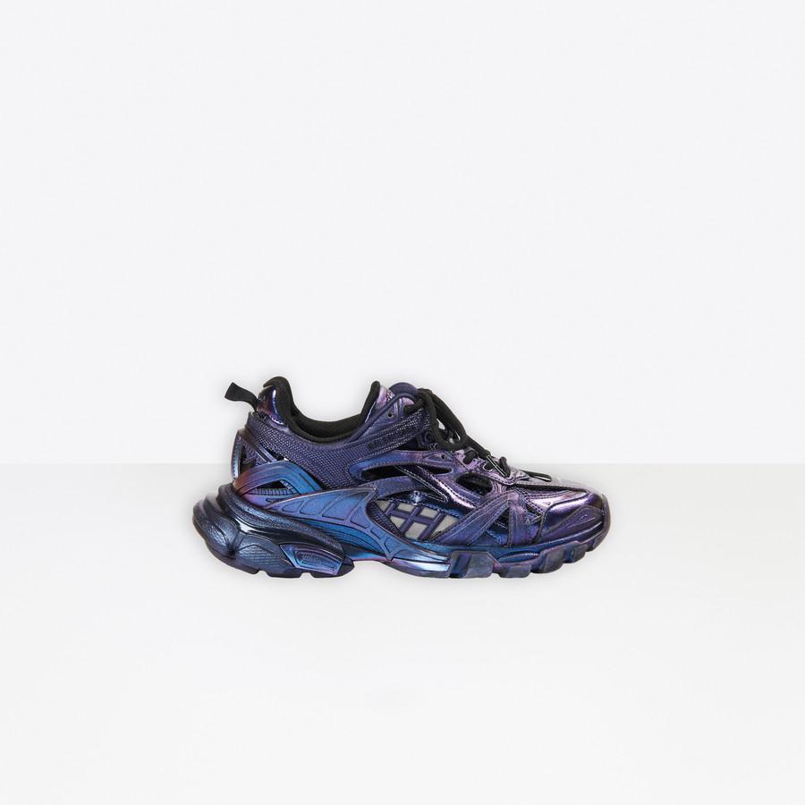 Track.2 Sneaker Pink for Women   Balenciaga