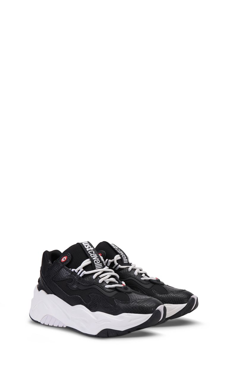 JUST CAVALLI P1thon sneakers Sneakers Woman r
