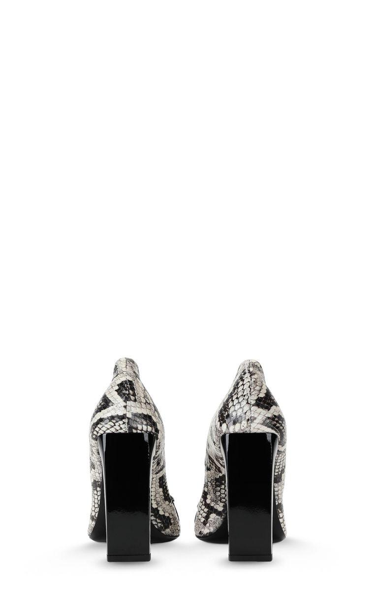 JUST CAVALLI Court shoe with STCA logo Pump Woman d