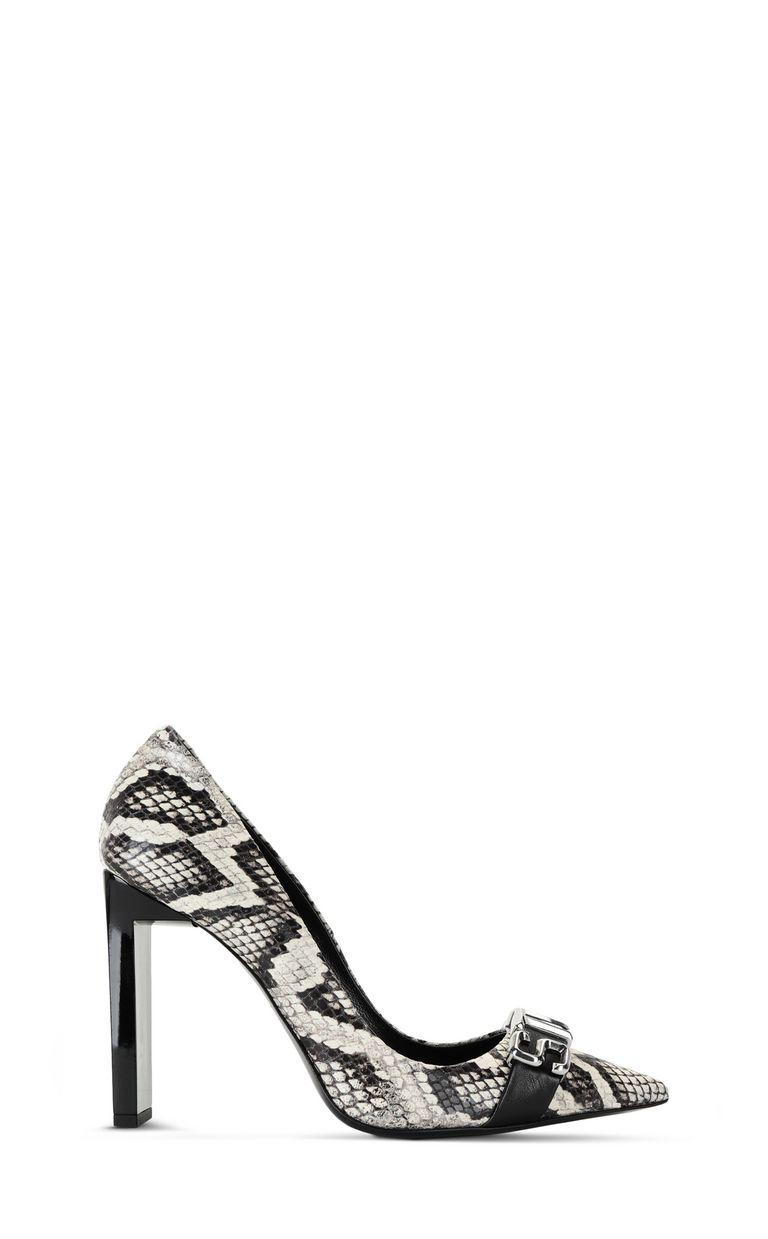 JUST CAVALLI Court shoe with STCA logo Pump Woman f