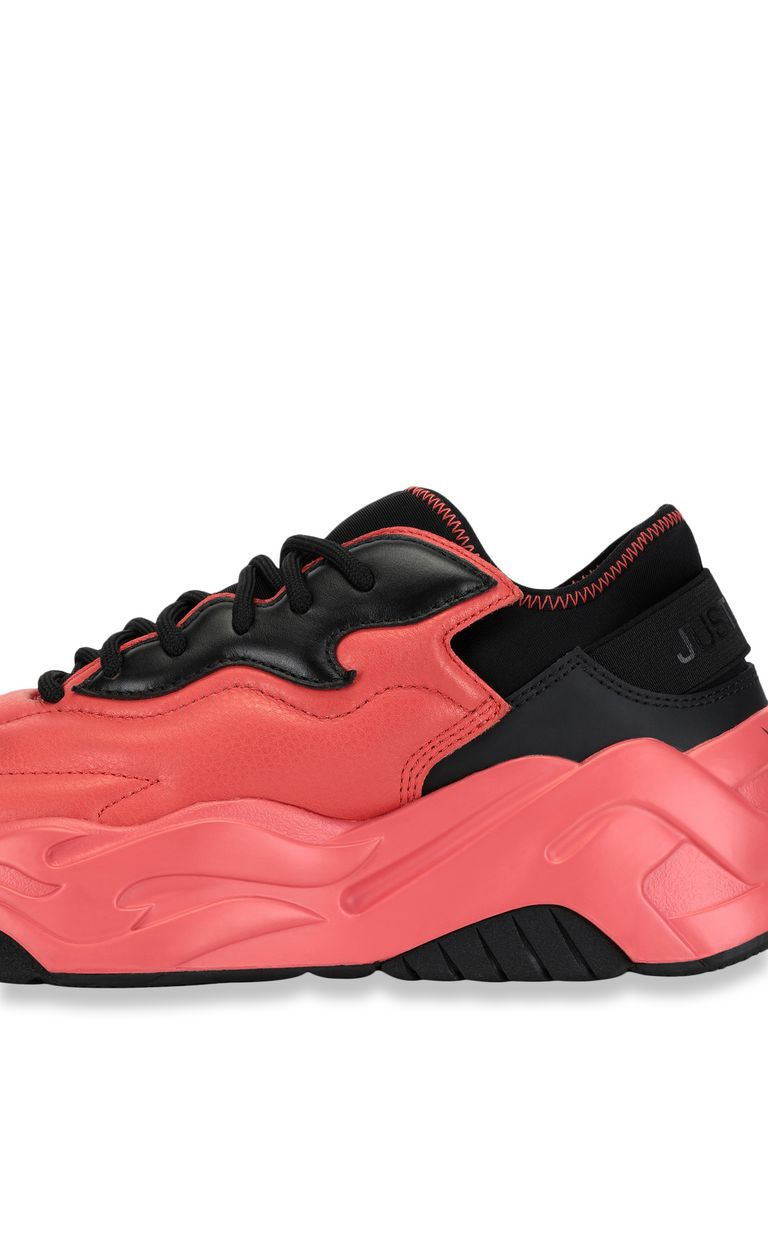 JUST CAVALLI P1thon AIR sneakers Sneakers Woman e