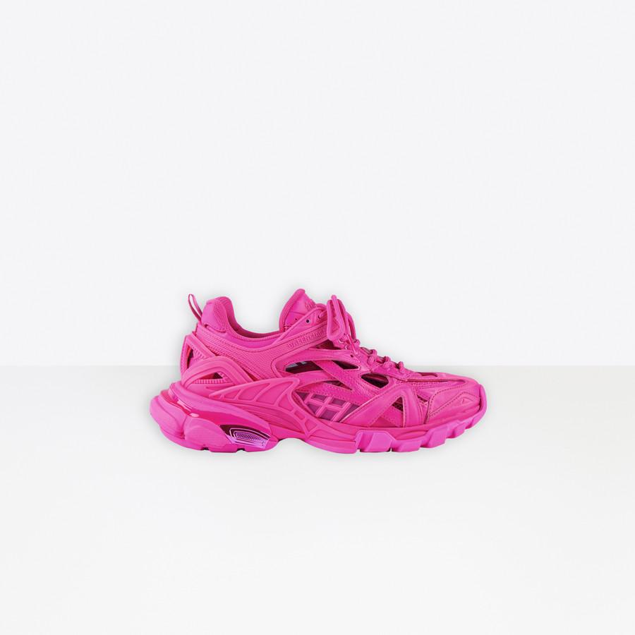Track.2 Sneaker FLUO PINK for Women