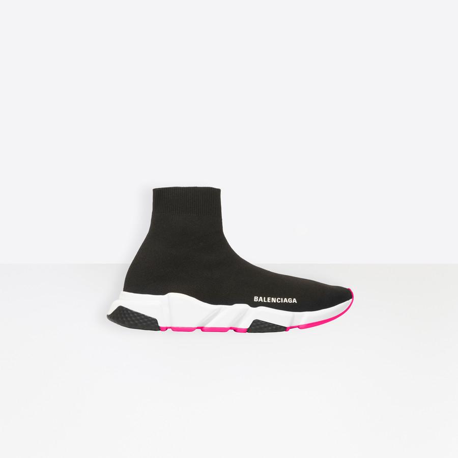 Speed Sneaker BLACK / WHITE for Women