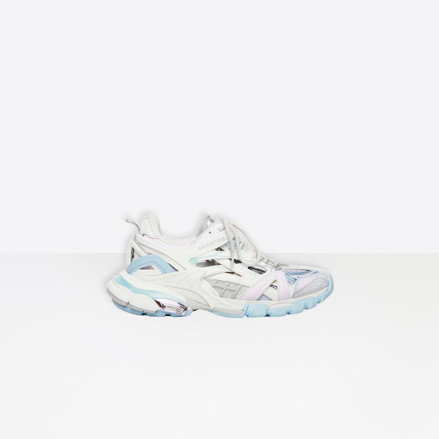 Track.2 Sneaker WHITE/BLUE for Women