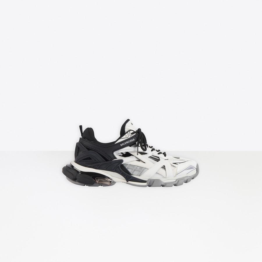 Track.2 Sneaker BLACK / WHITE for Men