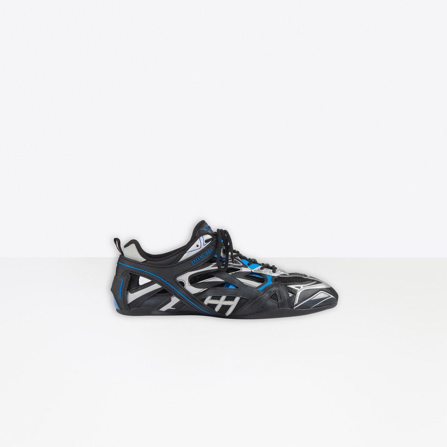 Drive Sneaker Black/ Blue for Men