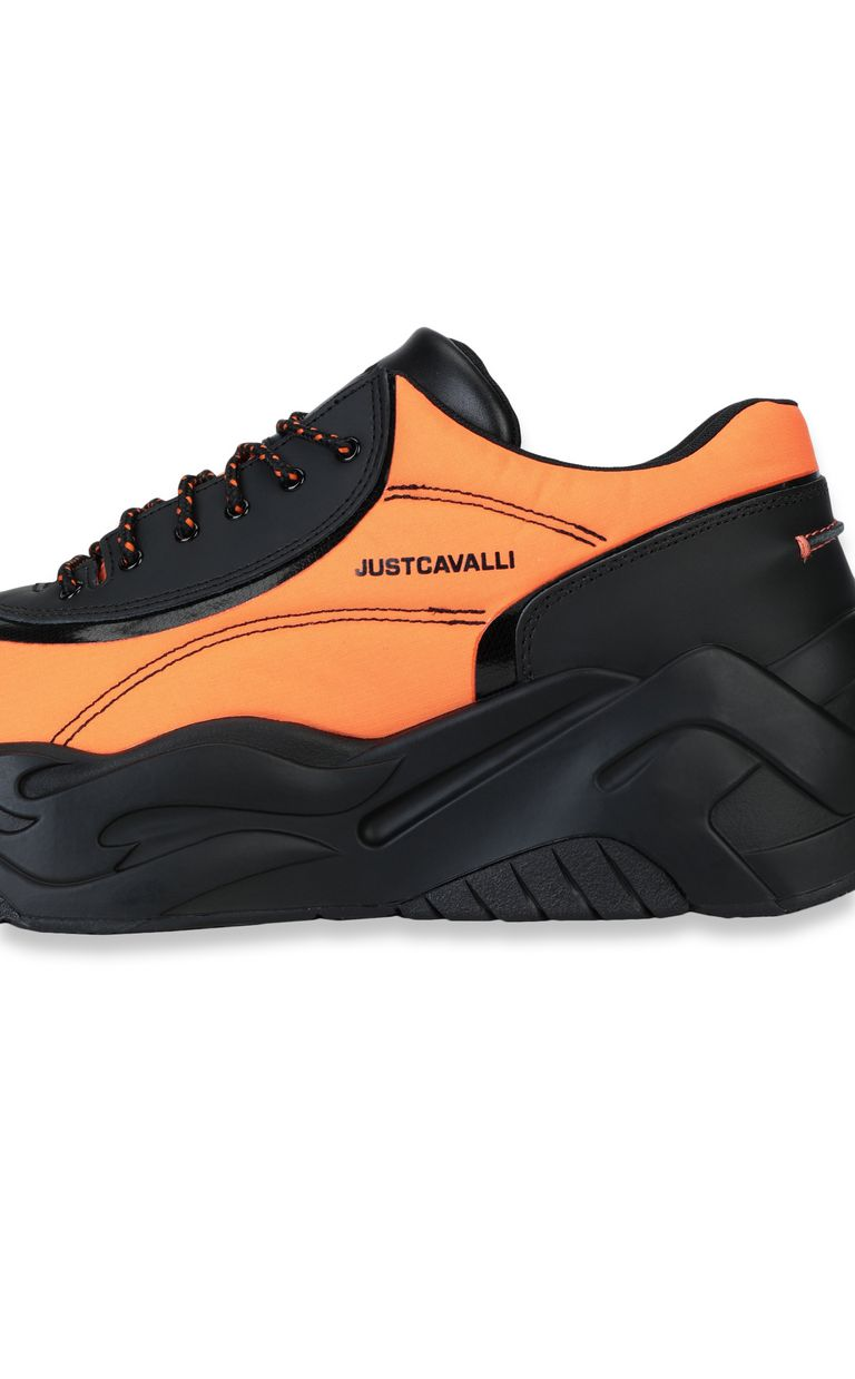 JUST CAVALLI P1thon GUM sneakers Sneakers Man e
