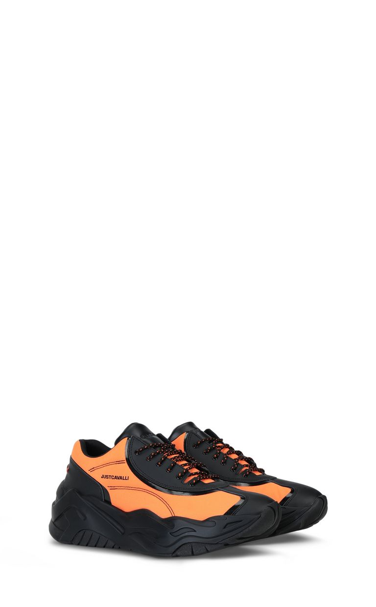 JUST CAVALLI P1thon GUM sneakers Sneakers Man r