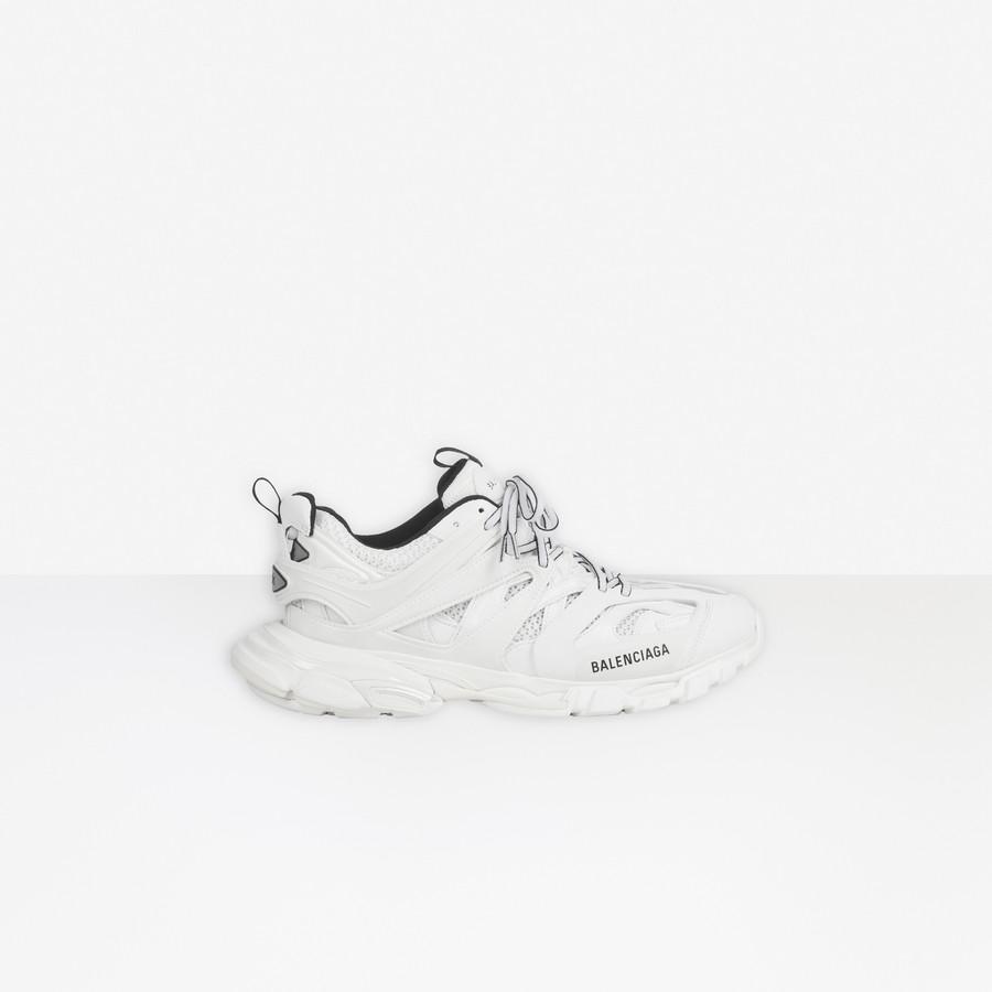 Track Sneaker WHITE/BLACK for Men