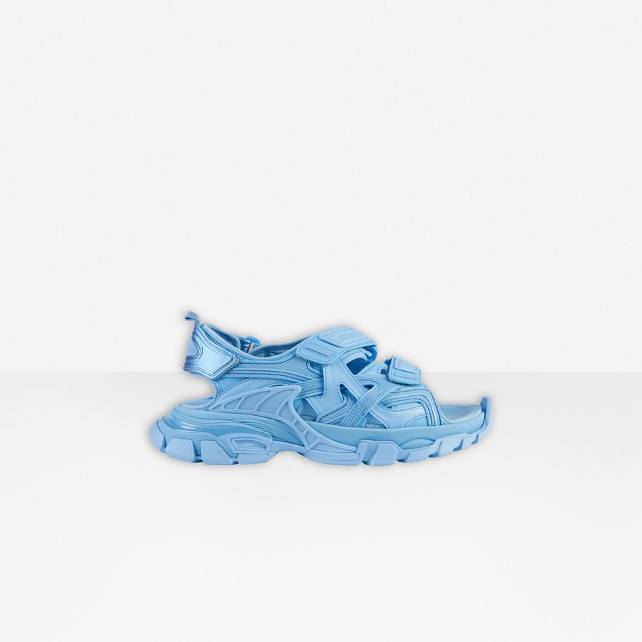 Track Slide Sandal BABY LIGHT BLUE for