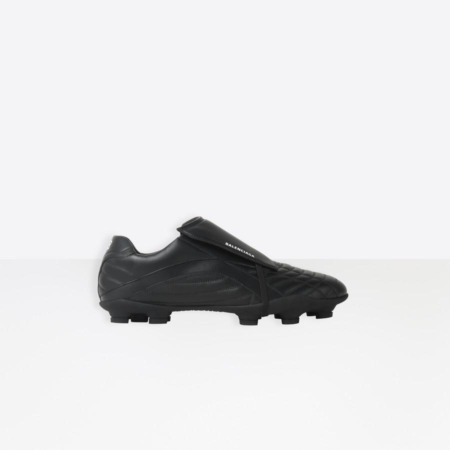 Soccer Sneaker BLACK / WHITE for Men