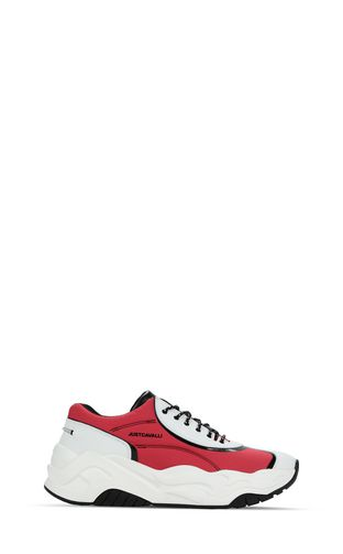 JUST CAVALLI Sneakers Man P1thon WAY sneakers f