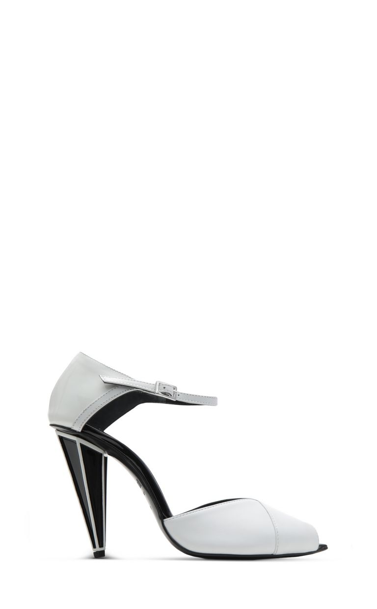 JUST CAVALLI Sandal with hourglass heel High-heeled sandals Woman f