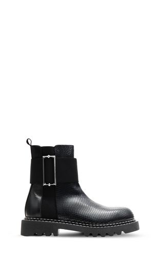 JUST CAVALLI Ankle boots Woman Combat boot f