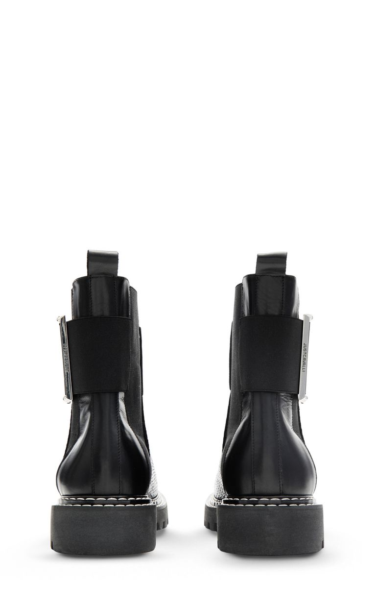 JUST CAVALLI Combat boot Ankle boots Woman d