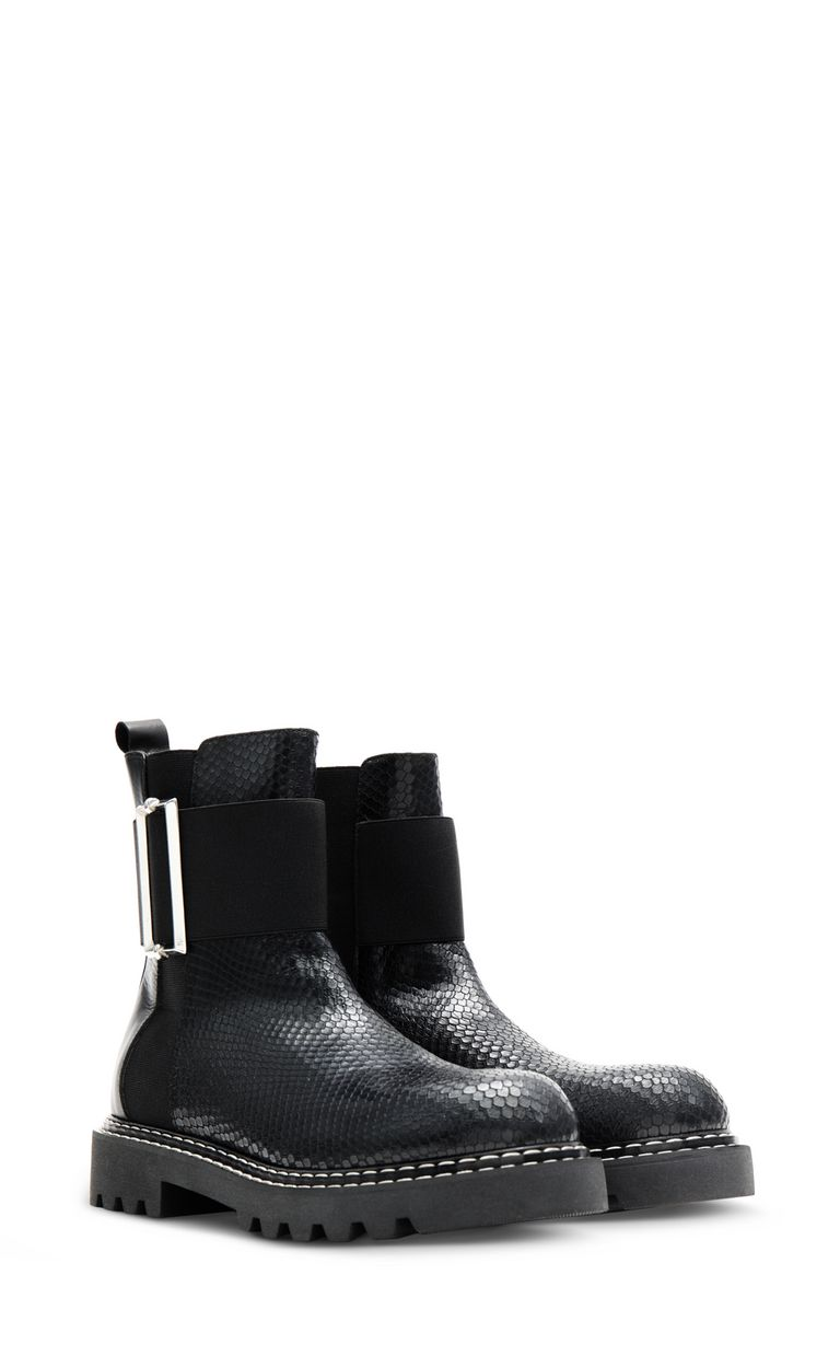 JUST CAVALLI Combat boot Ankle boots Woman r