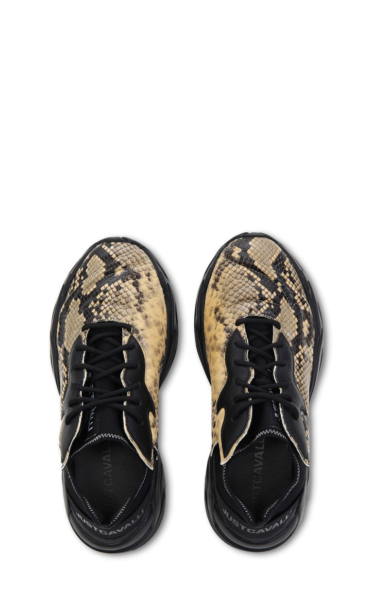 JUST CAVALLI P1thon Air sneakers Sneakers Man d