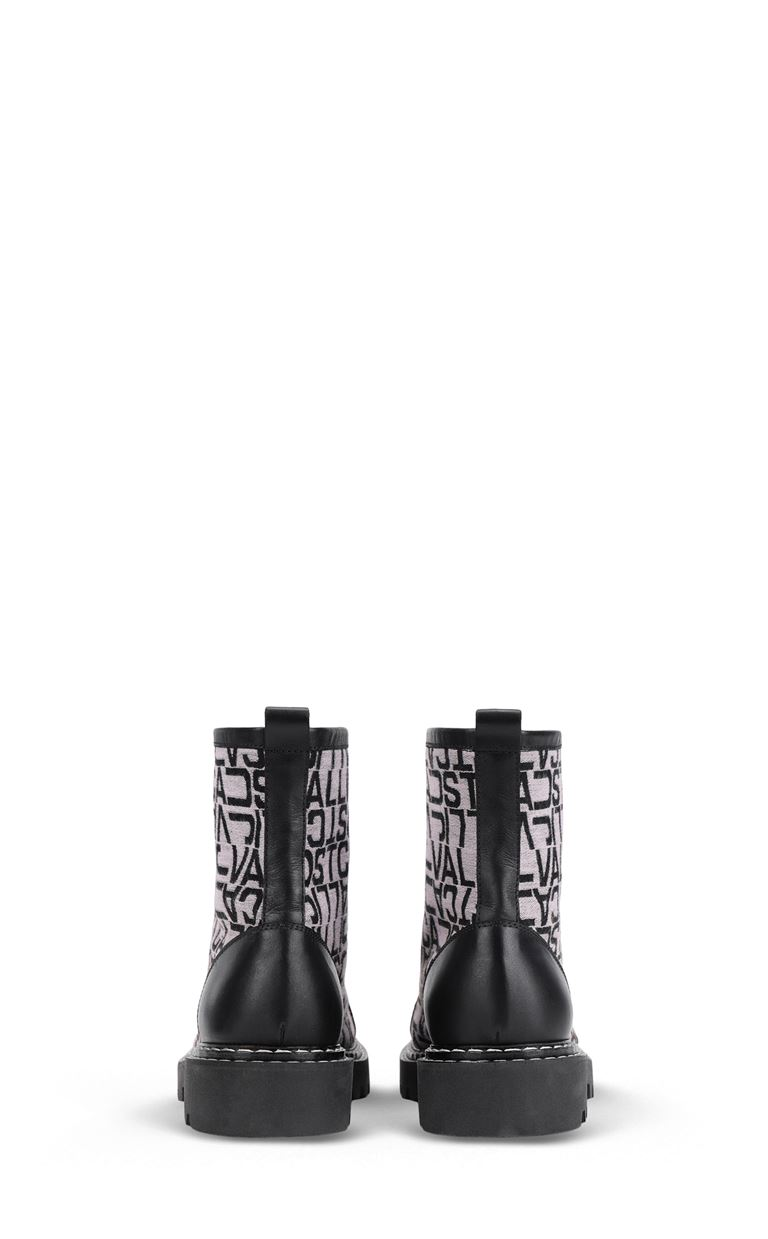 JUST CAVALLI Logoed boots Ankle boots Woman d