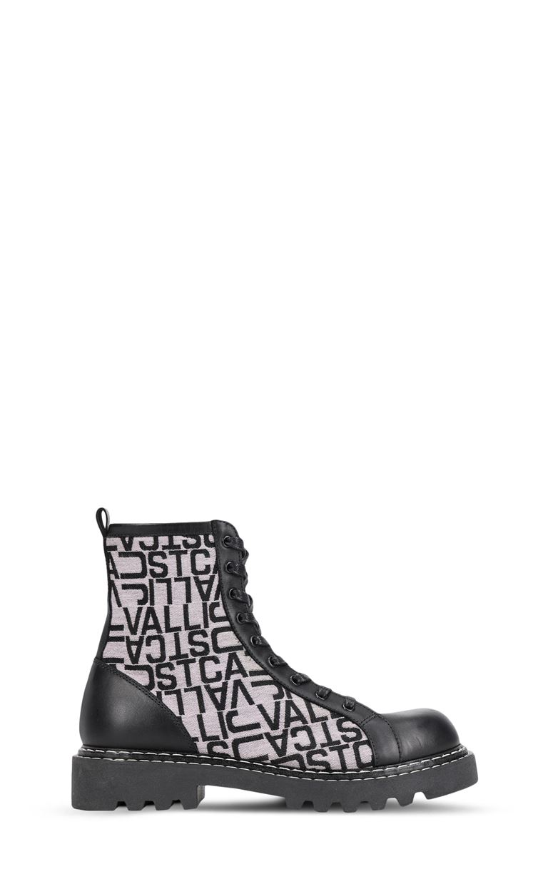 JUST CAVALLI Logoed boots Ankle boots Woman f