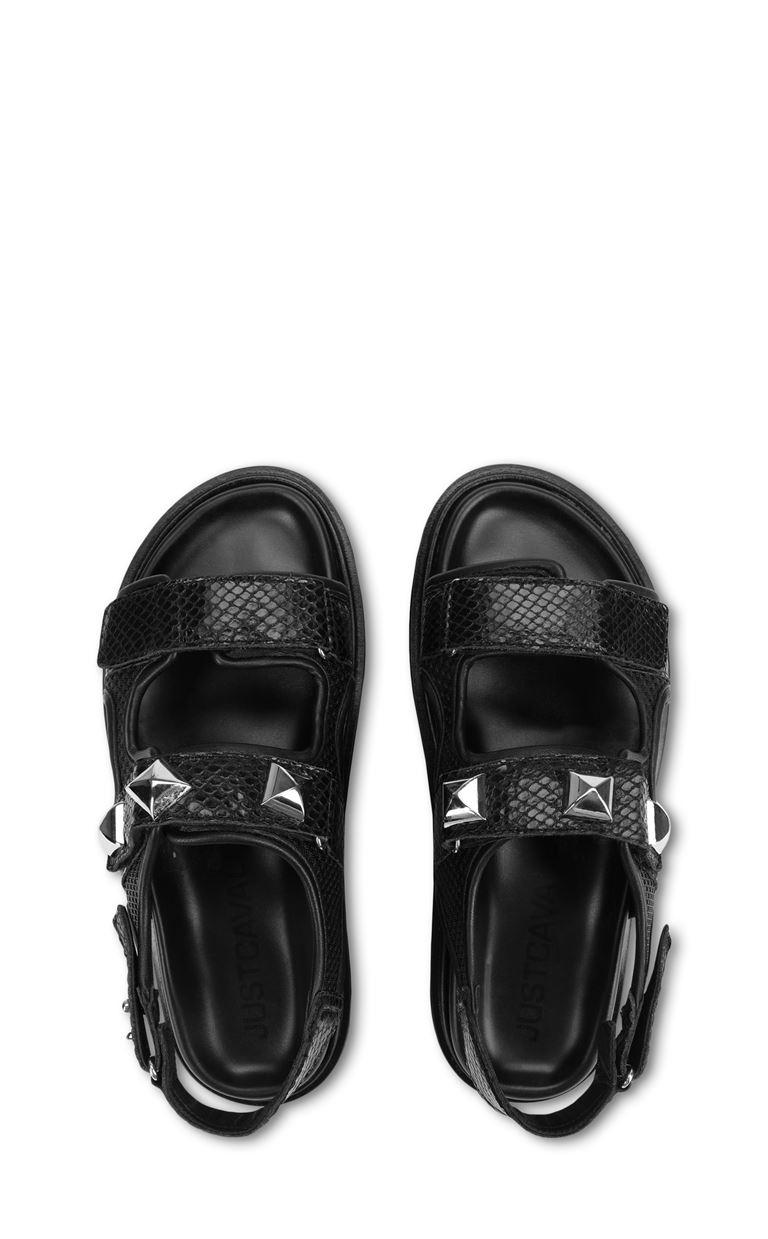 JUST CAVALLI Platform sandals Sandals Man d