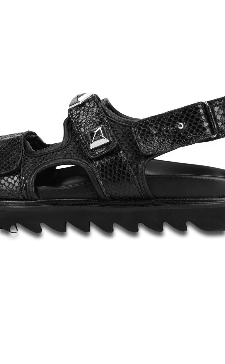 JUST CAVALLI Platform sandals Sandals Man e
