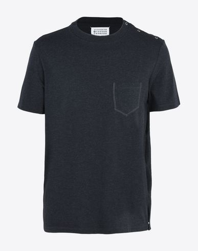 MAISON MARGIELA 10 Short sleeve t-shirt U Regular fit tee-shirt f