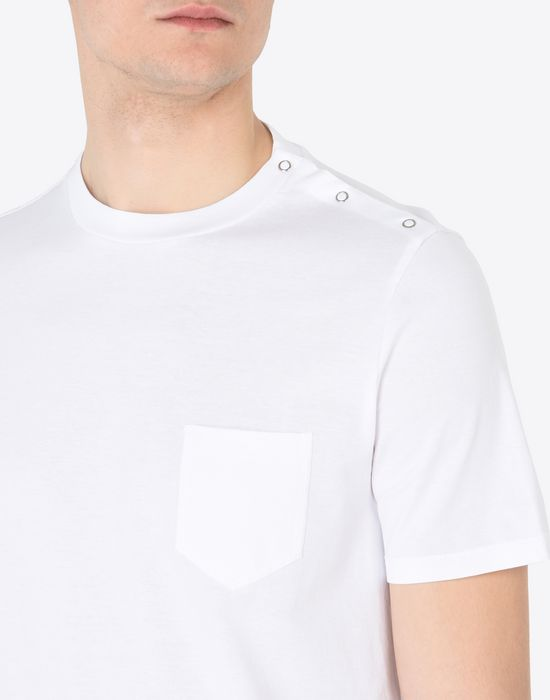 MAISON MARGIELA Regular fit tee-shirt Short sleeve t-shirt U a