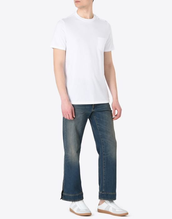 MAISON MARGIELA Regular fit tee-shirt Short sleeve t-shirt U d