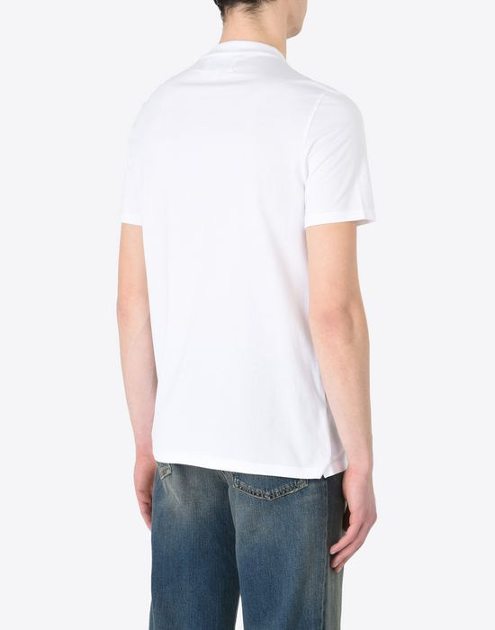 MAISON MARGIELA Regular fit tee-shirt Short sleeve t-shirt U e
