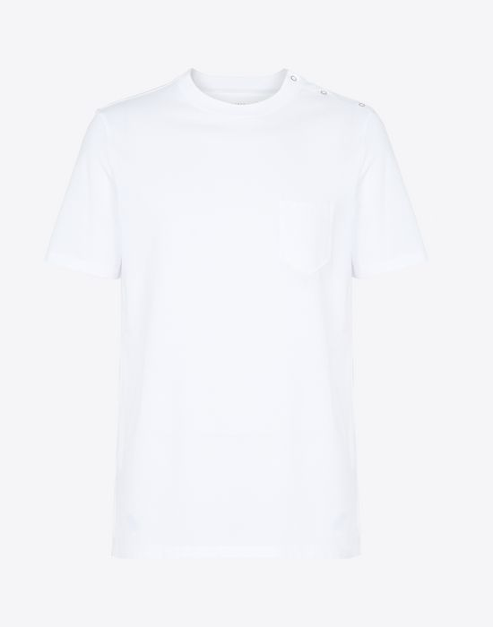 MAISON MARGIELA Regular fit tee-shirt Short sleeve t-shirt U f