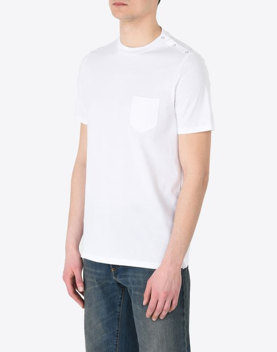 MAISON MARGIELA Regular fit tee-shirt Short sleeve t-shirt U r