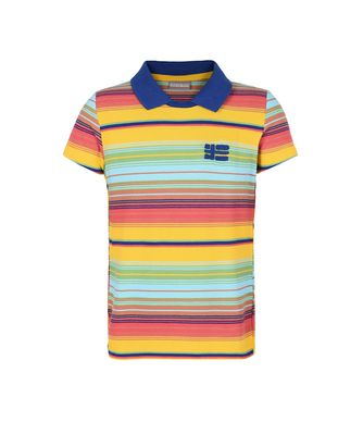 NAPAPIJRI K SISKON JUNIOR KID SHORT SLEEVE POLO,YELLOW