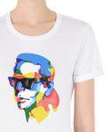KARL LAGERFELD Karl Head Logo Tee 8_e