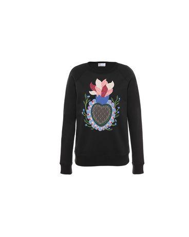 REDValentino MR0MF04H3AP 0NO Sweatshirt Woman a