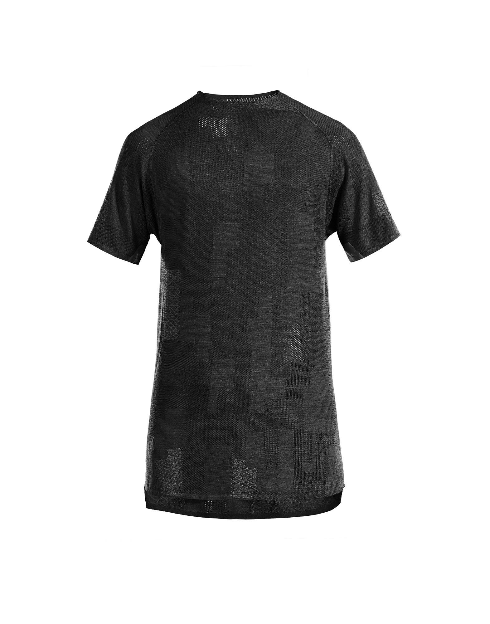 Black t shirt sports - Y 3 Sport Merino Ss T Shirt Tees Polos Man Y 3