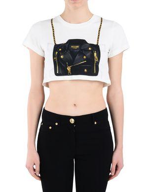 MOSCHINO Short sleeve t-shirts D r