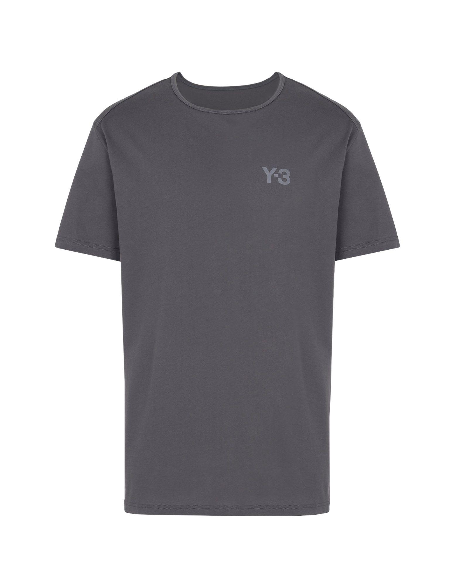 3ca4caaf1a21 ... Y-3 Y-3 LOGO SS TEE Short sleeve t-shirt Man f ...