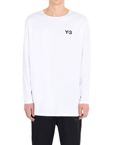 Y-3 LOGO LS TEE トップス メンズ Y-3 adidas