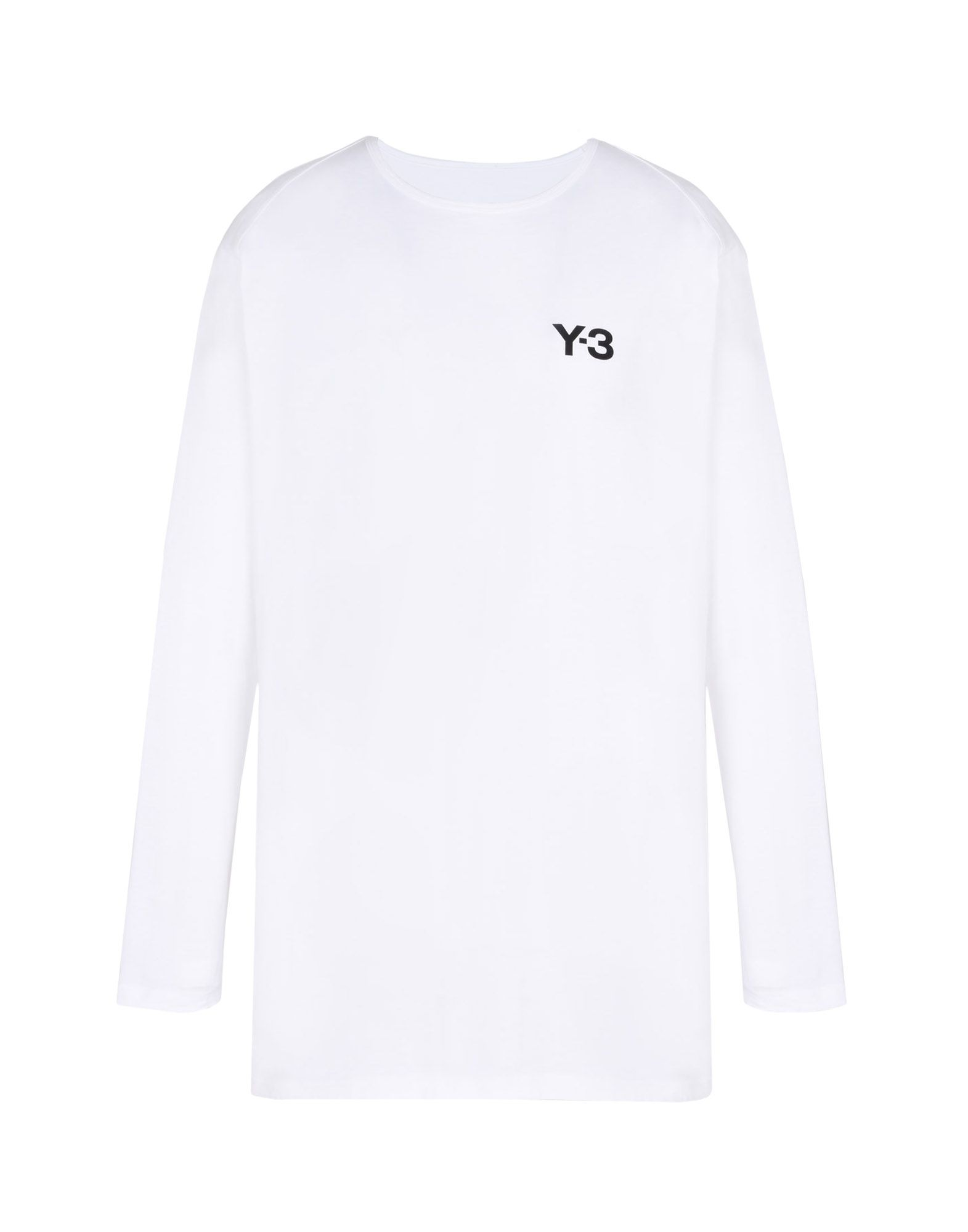 71a7b61615f1e ... Y-3 Y-3 LOGO LS TEE Long sleeve t-shirt Man f ...