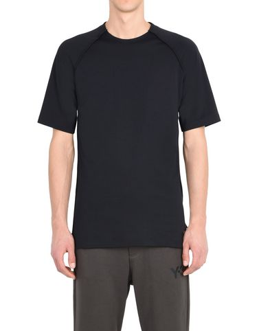 Y-3 JERSEY SS TEE トップス メンズ Y-3 adidas