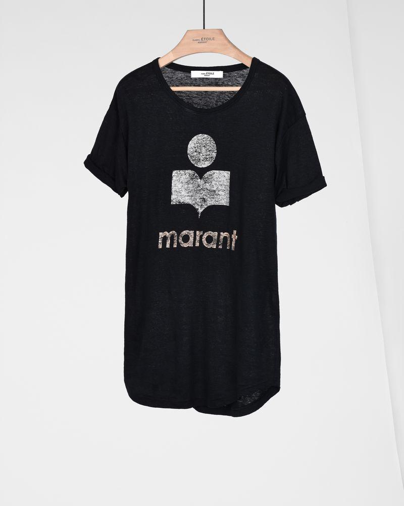 Isabel Marant T-shirt Koldi à logo Nouveau À Vendre 2Vhg4
