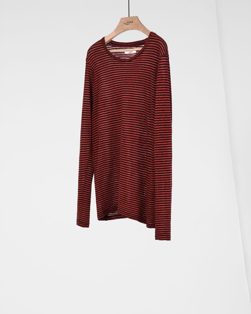 AARON striped T-shirt  ISABEL MARANT ÉTOILE