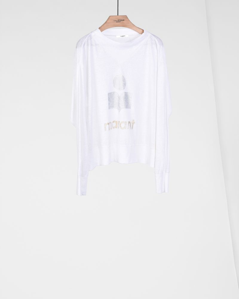 KILSEN long sleeve T-shirt ISABEL MARANT ÉTOILE