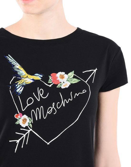 Short sleeve t-shirts Woman LOVE MOSCHINO